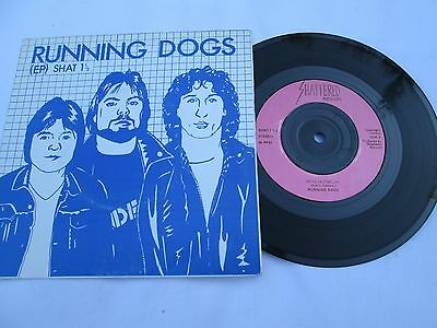 Running Dogs*born Yesterday*punk New Wave Ep
