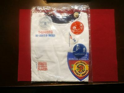 Philmont - National Junior Leader Instructor Training Camp T-Shirt - Size 16