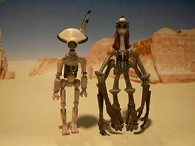STAR WARS Gasgano + Pit Droid – EPISODE I Collection