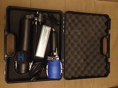 Halcyon Explorer 21 Watt HID Primary Scuba Canister Light System W/Charger