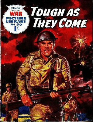 Uk Comics War Picture Library Digital Comic Collection
