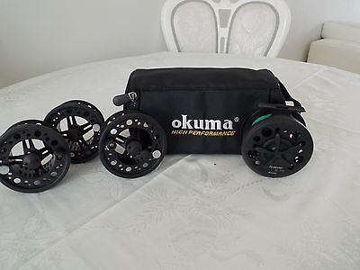 Okuma Airframe 7/8 Fly Fishing Reel