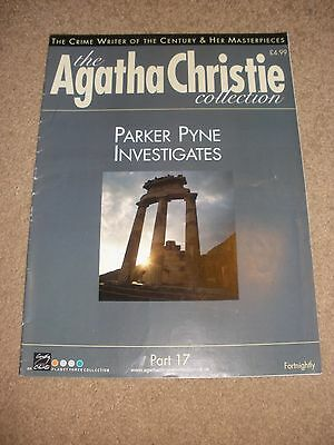Agatha Christie Collection Magazine Part 17 - Parker Pyne Investigates