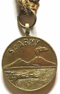 5th Army Commemorative Medal