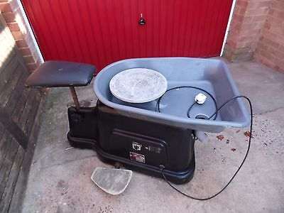 Ratcliffe Electric Potters Wheel