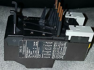Motor protection relay 12-16A ZB12-16, motor protection relay