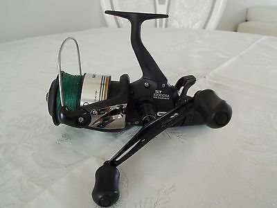Unused Shimano St 10000 Ra Baitrunner Fishing Reel Carp/pike