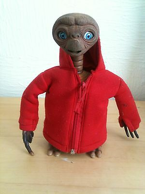 E.t. Interactive Talking Light Up Animatronic Toy By Tiger Electronics