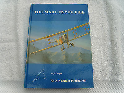 The Martinsyde File.An Air-Britain Publication.