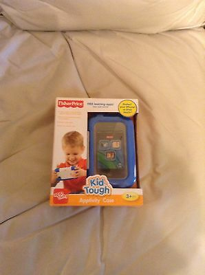 Fisher-Price Kid Tough Apptivity Case For Iphone Or Ipod Touch (New)