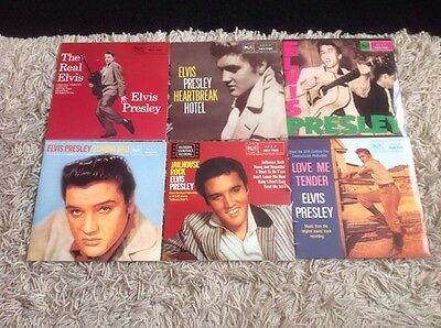 Elvis......the Ep Collection.....