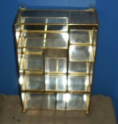 Small Glass Display Stand