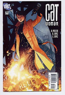 Catwoman #71 NM-