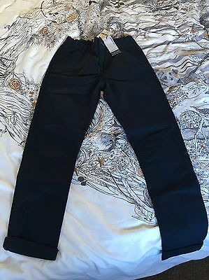 Next New With Tags Boys Skinny Fit  Chinos Trousers