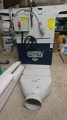 Used Sedgwick MB Planer Thicknesser used
