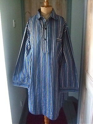Vintage Style Tootal Nightshirt  M Size -  46 Chest