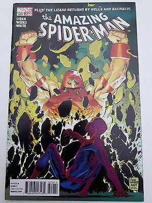 AMAZING SPIDER-MAN #629, 2010, FN- 5.5, Juggernaut, by Roger Stern & Lee Weeks