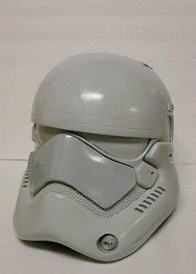 Star Wars The Last Jedi 1:1 Scale STORMTROOPER Resin Helmet Kit  501st TFA