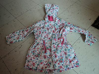 Girls Age 18-24 Month Shower Hooded Jacket