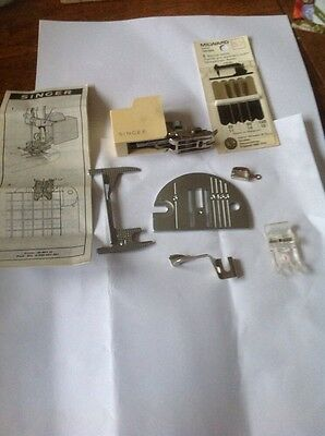 singer sewing machine even feed foot & accessories
