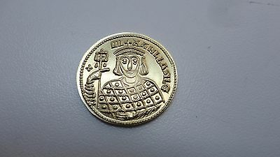 Repro Byzantine Coin Solidus Michael III Free Worldwide Shipping