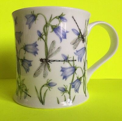 The Jane Fern Collection Dovedale Dunoon  Harebell Dragonfly Mug