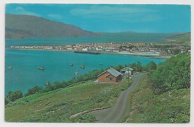 Colour Postcard – Ullapool, Ross & Cromerty, Scotland