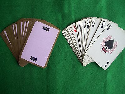 Haig Whiskey Deck Of Playing Cards.(Used)
