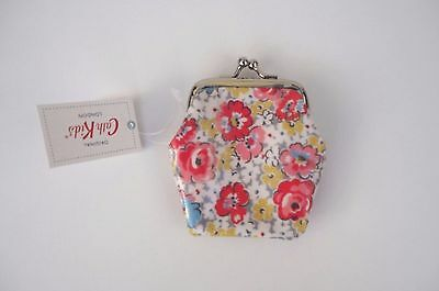 Girls Purse by Cath Kidston Kids | Clasp Purse in Orchard Ditsy - BNWT