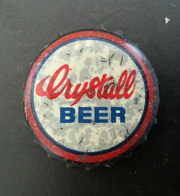 Crystall Wührer tappo corona birra beer bottle crown cap Italy chapa cerveza