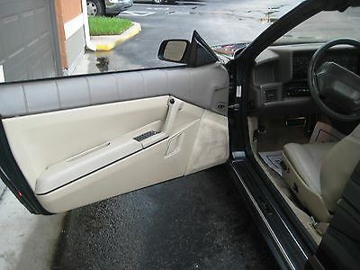 1993 Cadillac Allante 2dr Coupe Convertible Extra clean original cars with low miles , no rust or accidents