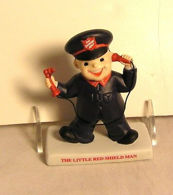 Salvation Army - ARC LITTLE RED SHIELD MAN