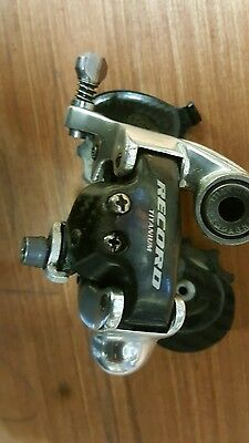 Campagnolo record rear mech 10 speed