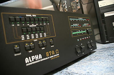 ALPHA 87a OMEGA - Limited edition HF amplifier