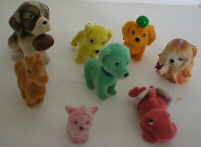 Puppy In My Pocket Mixed Lot Of 8