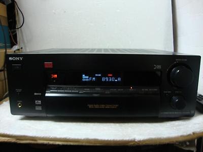 Sony STR-DB 780 QS GREAT HOME CINEMA RECEIVER WITH REMOTE-SUPERB Sound.