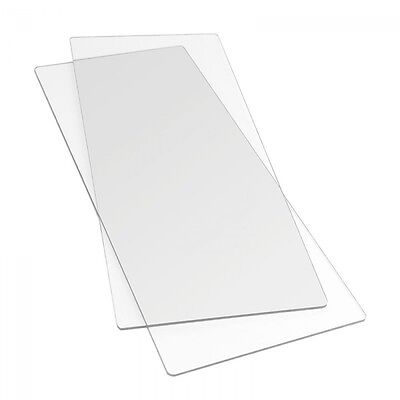 """New Sizzix EXTENDED CUTTING PADS Set/2 14-5/8"""" Long 655267"""