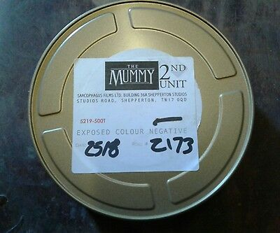 THE MUMMY TOM CRUISE original  production used film prop rare