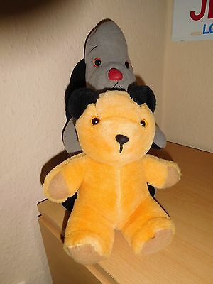 Sooty & Sweep Soft Toys