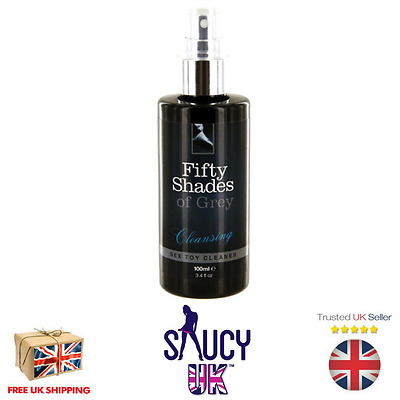 Fifty Shades of Grey - Sex Toy Cleaner - UK SELLER