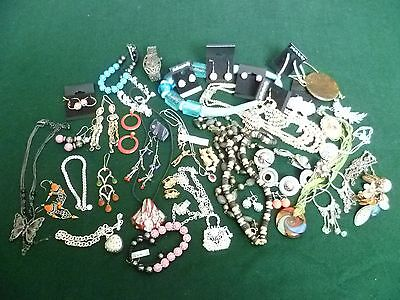 Costume  Jewellery - Bulk Lot.