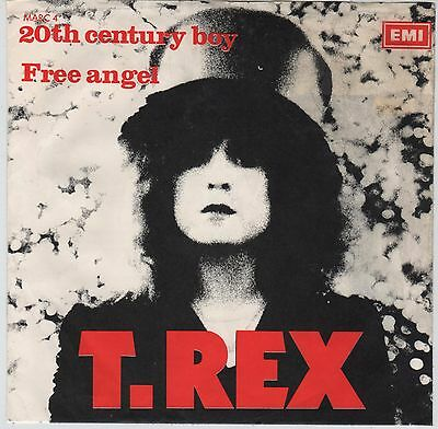 t rex MARC BOLAN 20th CENTURY BOY  Denmark issue
