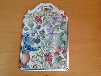 Villeroy and Boch Catalina Ceramic Cheeseboard