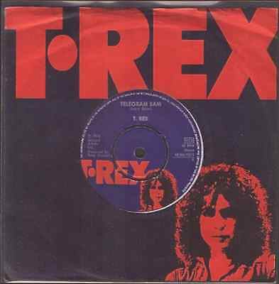 t rex MARC BOLAN TELEGRAM SAM  SWEDISH issue