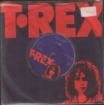 t rex MARC BOLAN METAL GURU  SWEDISH issue