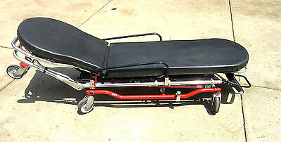 NICE!! Nearly New! Ferno Power Flexx Powered Stretcher Ambulance EMS COT Stryker