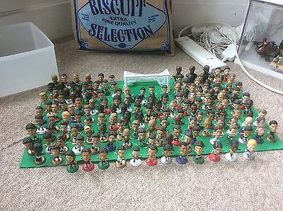 FOOTBALL CORINTHIAN MICROSTAR.BULK SALE - OVER 150 players
