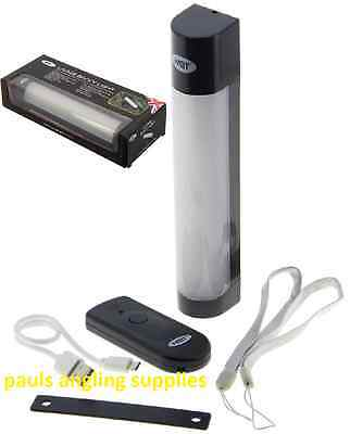 NGT Large  Fishing Bivvy Light / Power Bank System Recharge Mobile Phones etc