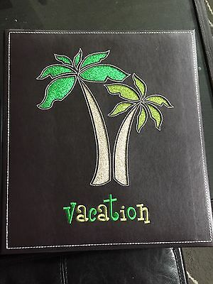 """Vacation"" Photo Album 500 4x6"" Photos Brand New"