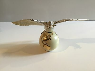 Herend Dove of Peace Kingdom Classic 2011 Figurine Gold Fishnet 15713 Limited Ed